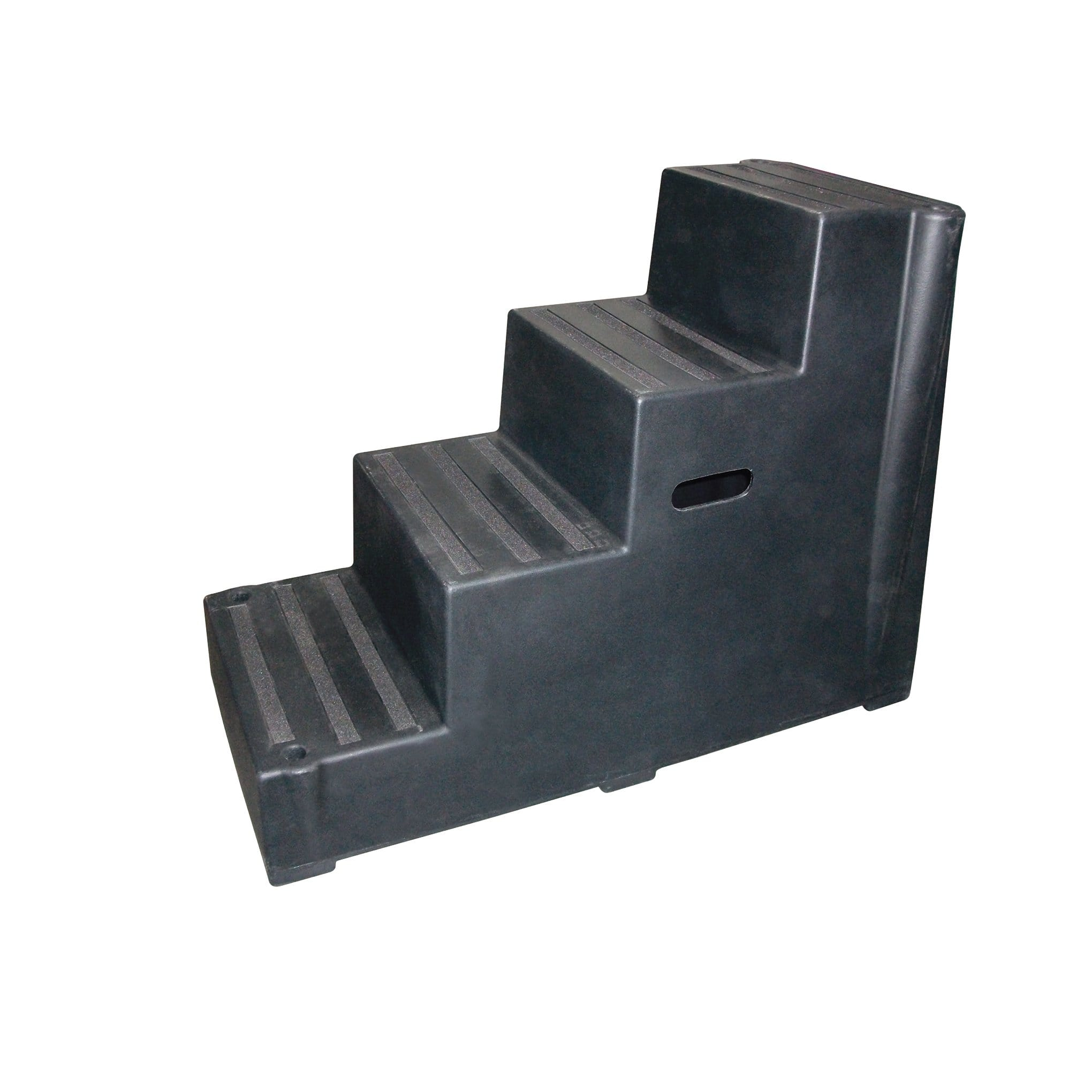 Classic Showjumps Premium Four Tread Mounting Block EXC0150