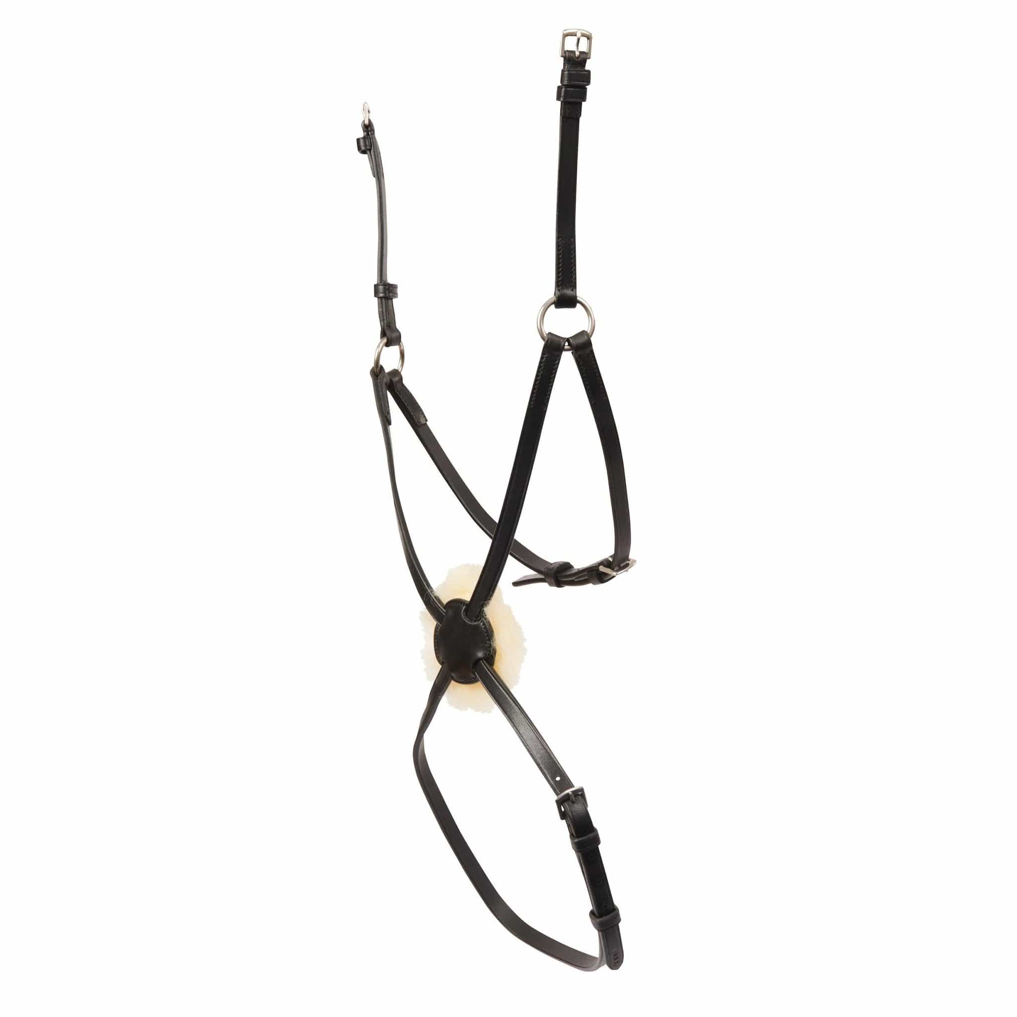 Collegiate Mono Crown Grackle Noseband Black 811756.