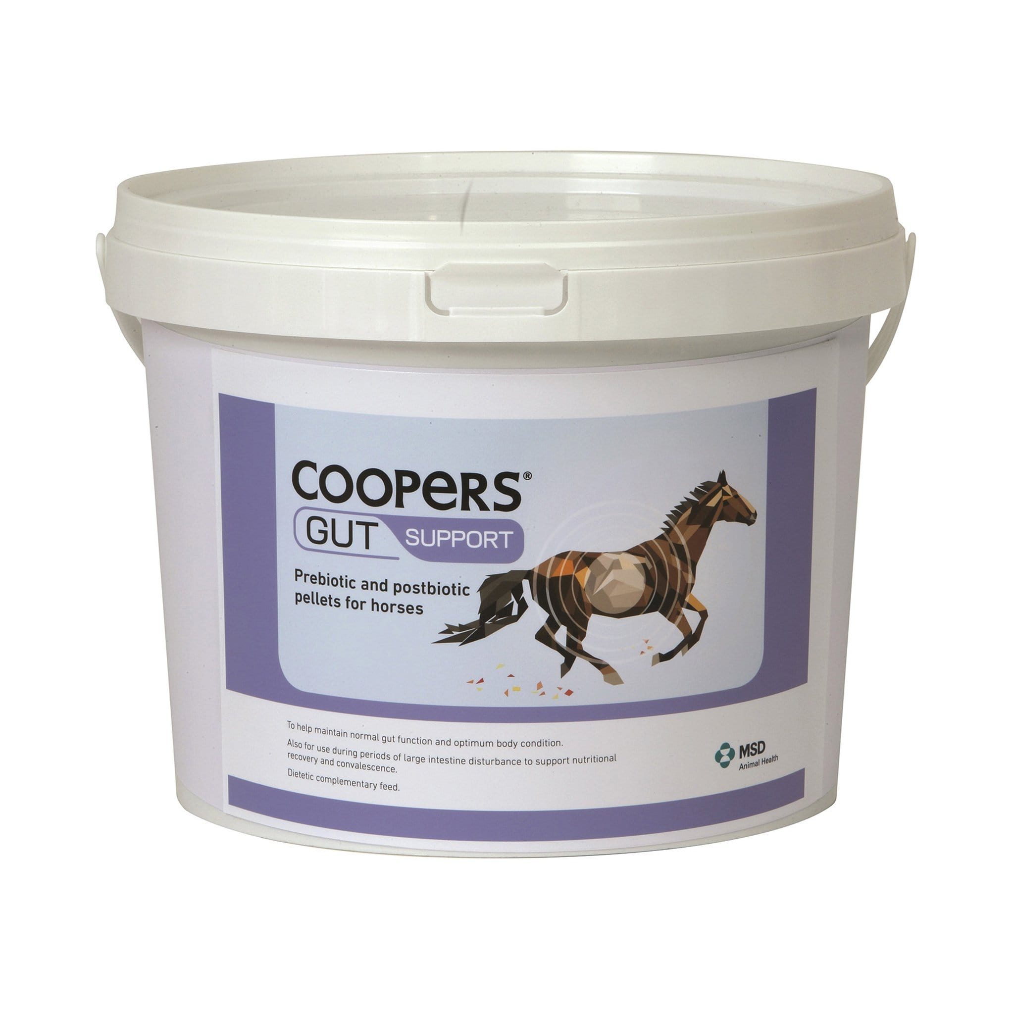 MSD Animal Health Coopers Gut Support 5KG ITV0670