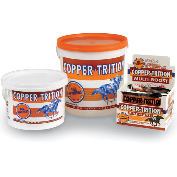 Equine Products UK Copper-Trition 5126
