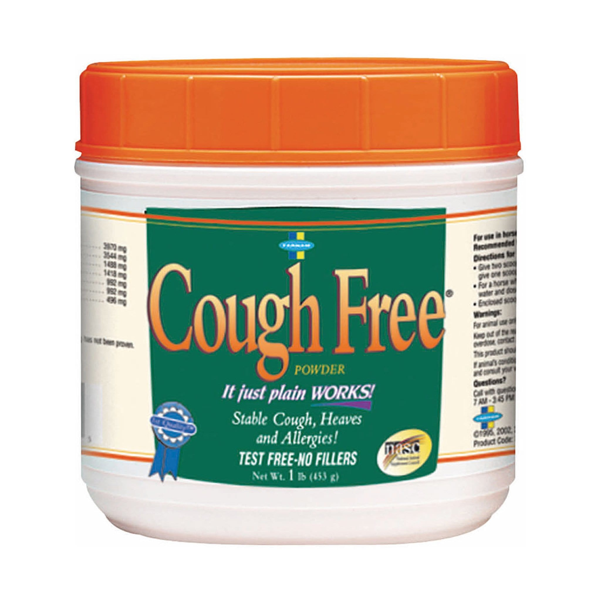 Farnam Cough Free 6549