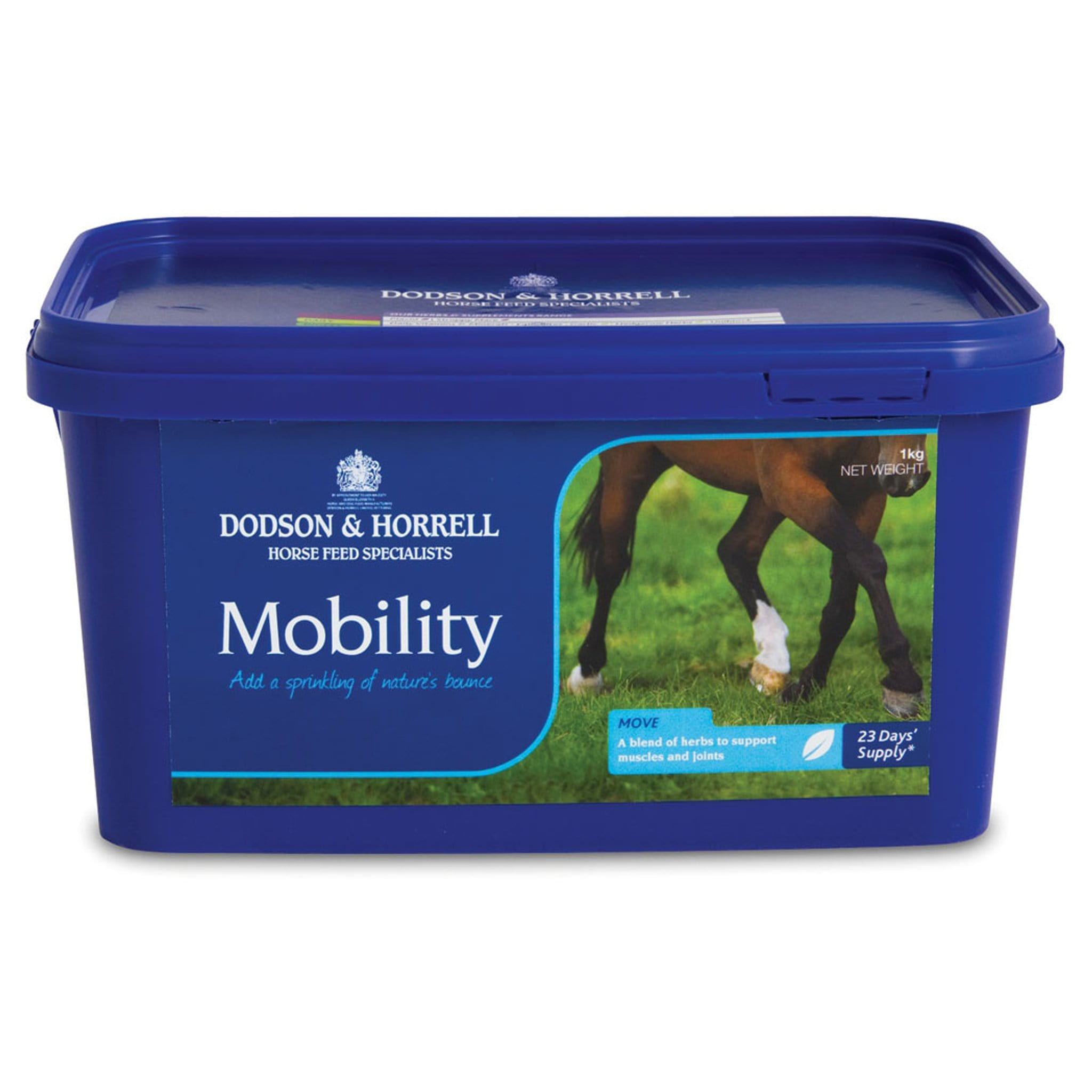 Dodson and Horrell Mobility 1100