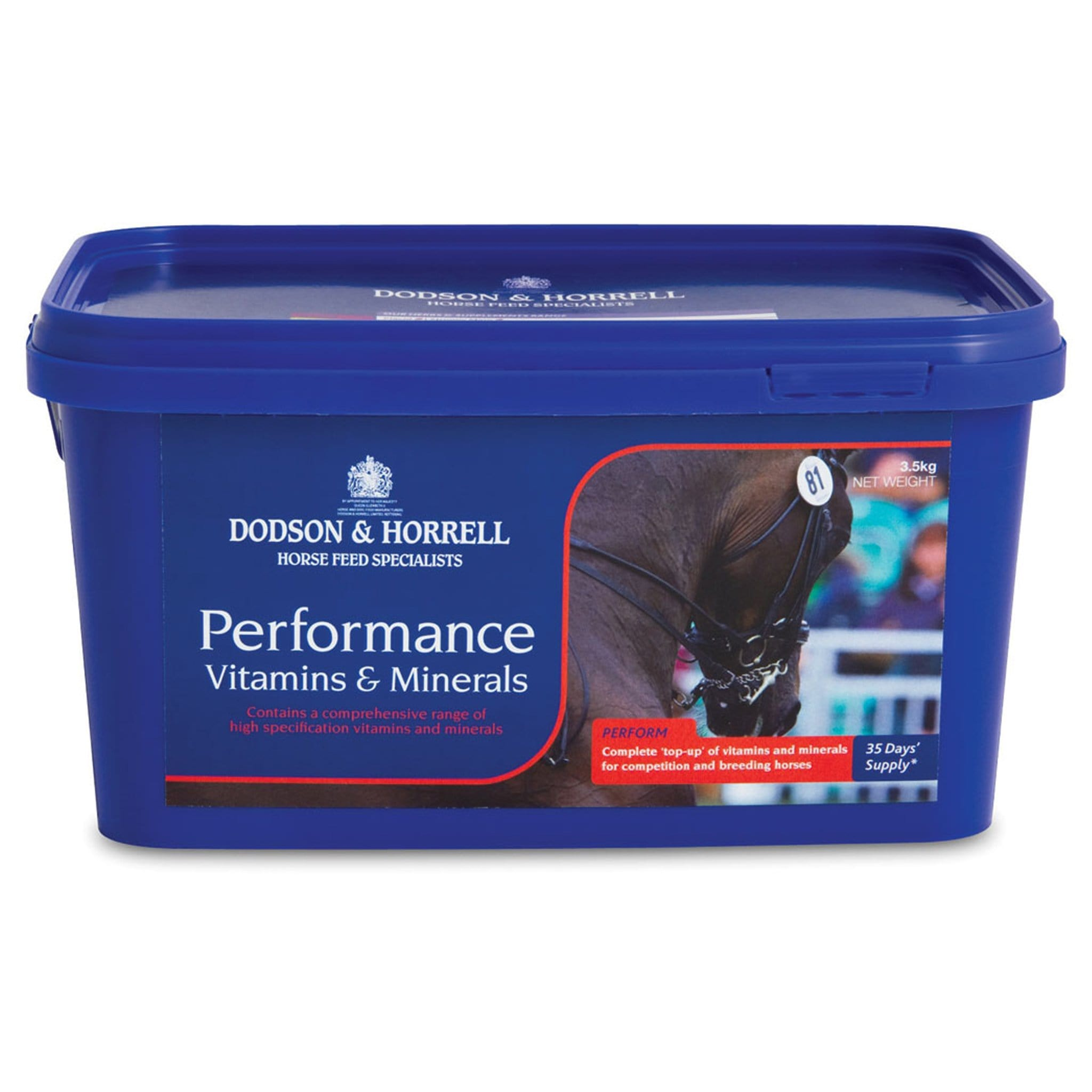 Dodson and Horrell Performance Vitamins & Minerals 1117