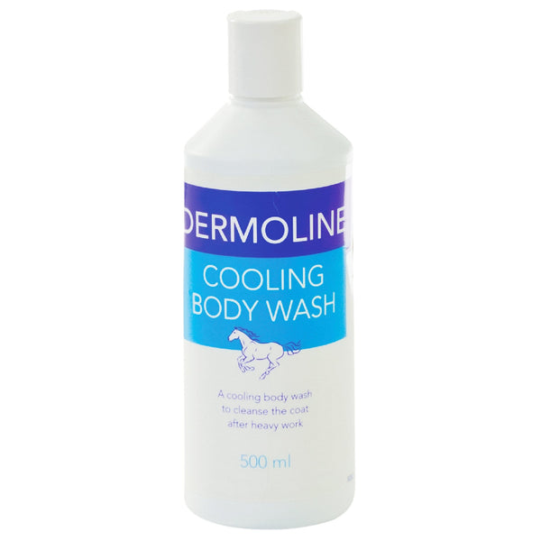 Dermoline Cooling Body Wash 5295