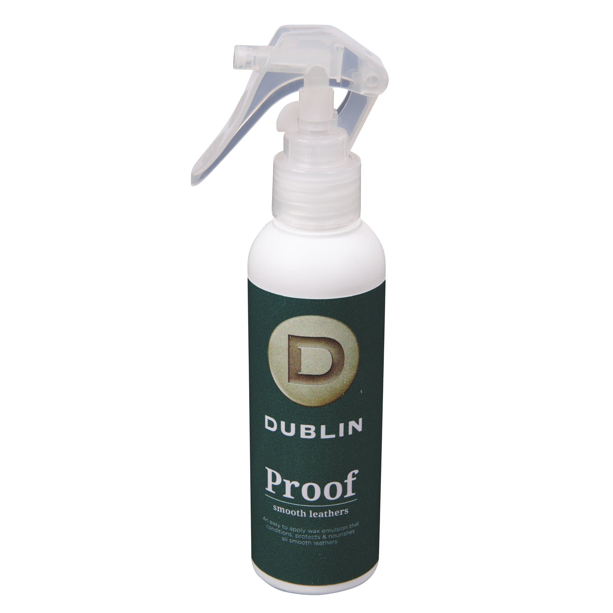 Dublin Proof and Conditioner Leather Spray 150ml