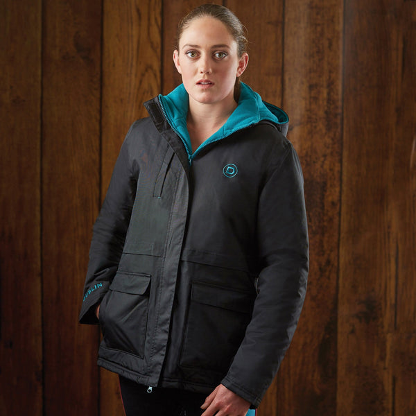 Dublin Adda Waterproof Jacket Black 804103