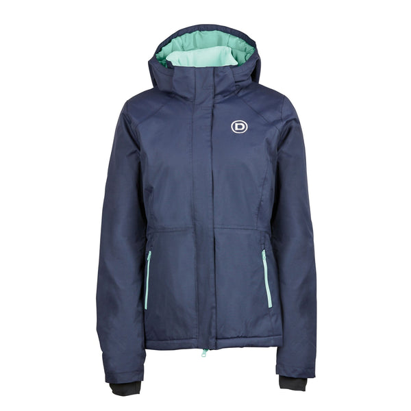 Dublin Annabelle Waterproof Jacket Navy Studio 812734