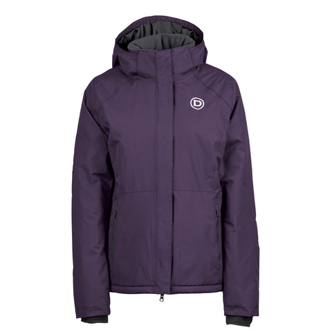 Dublin Annabelle Waterproof Jacket Plum Studio 812740