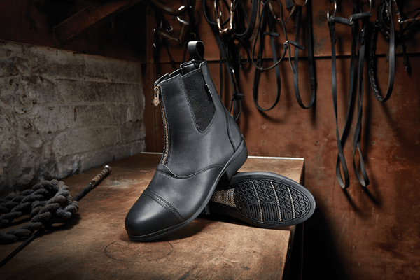 Dublin Apex Jodhpur Boots in Black