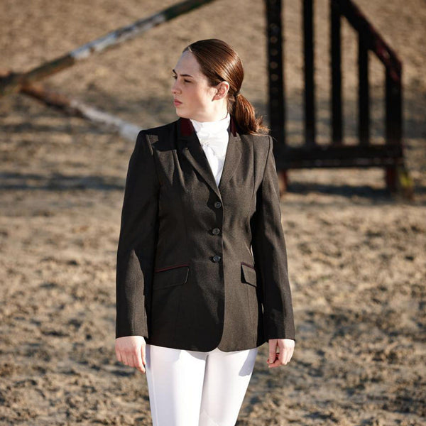 Dublin Atherstone Ladies Show Jacket Black 588647