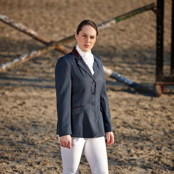 Dublin Atherstone Ladies Show Jacket Navy 588671