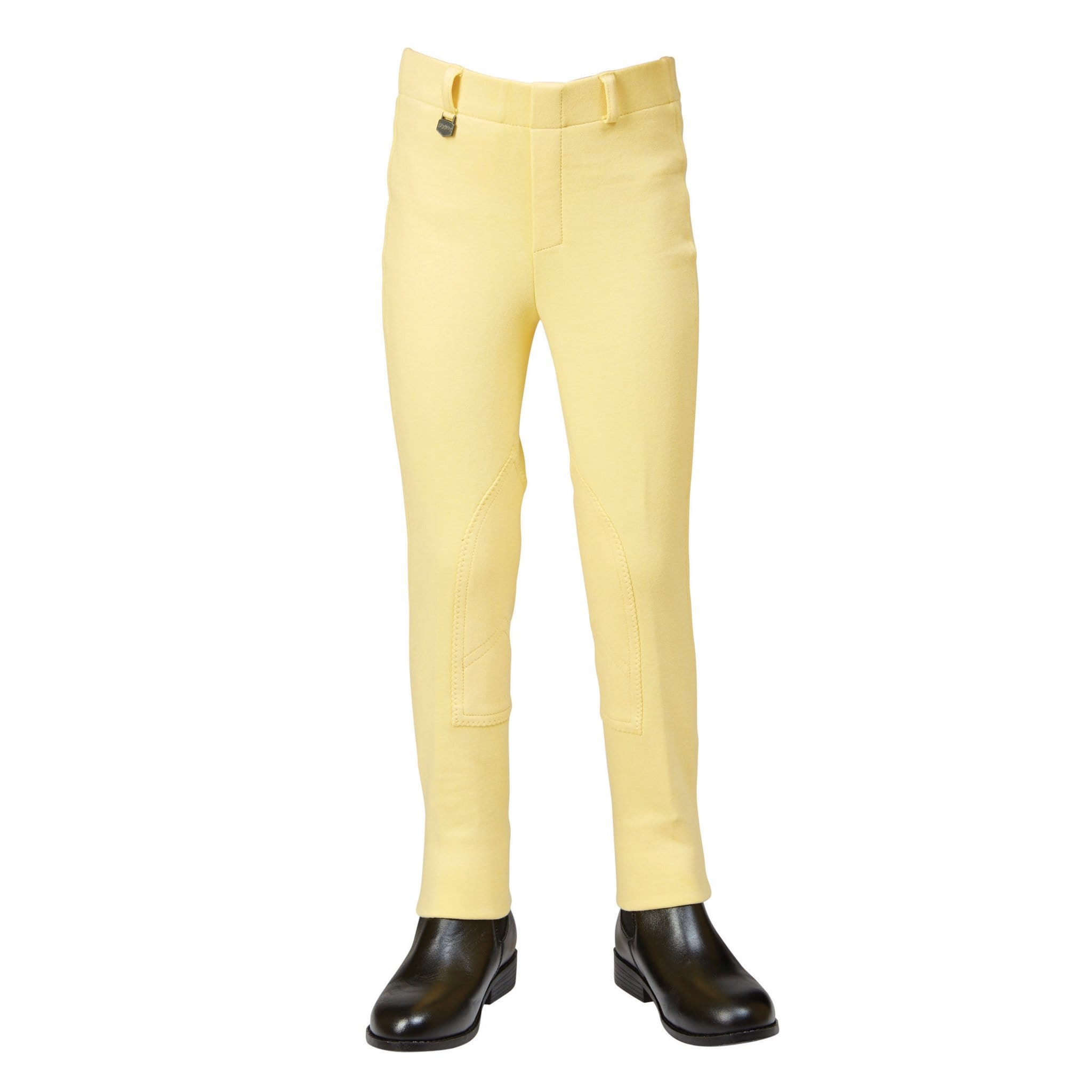 Dublin Children's Supafit Classic Pull On Jodhpurs Banana 518980