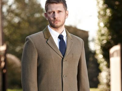 Dublin Cubbington Men's Tweed Jacket Green