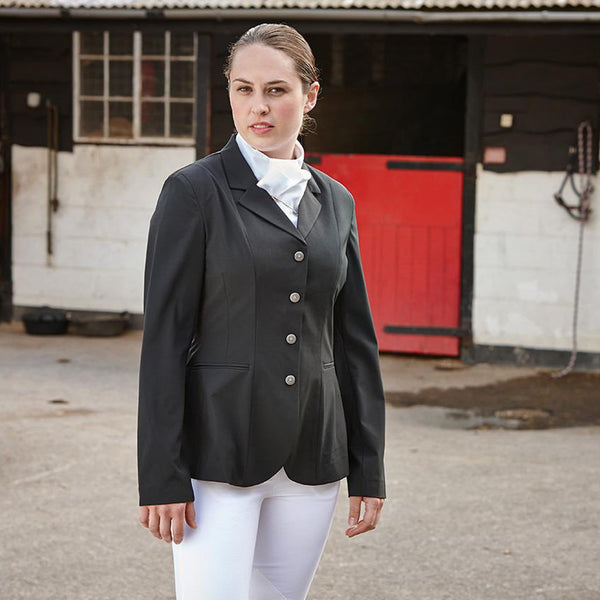 Dublin Derby Softshell Show Jacket Black Lifestyle 594487