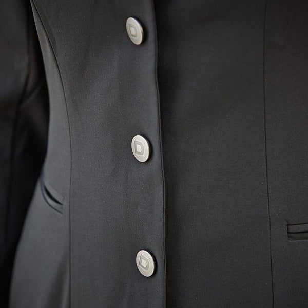 Dublin Derby Softshell Show Jacket Black Close Up 594487
