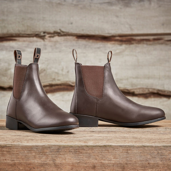 Dublin Foundation Jodhpur Boots in Brown 578266