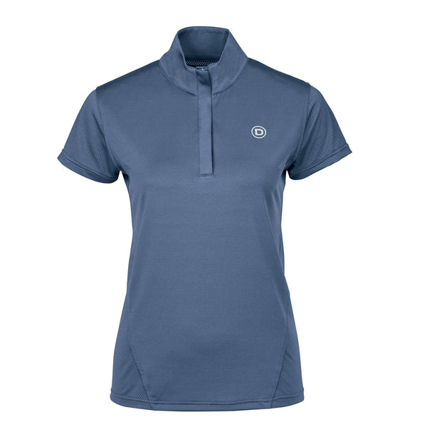 Dublin Glencoe Performance Top in Navy 80635