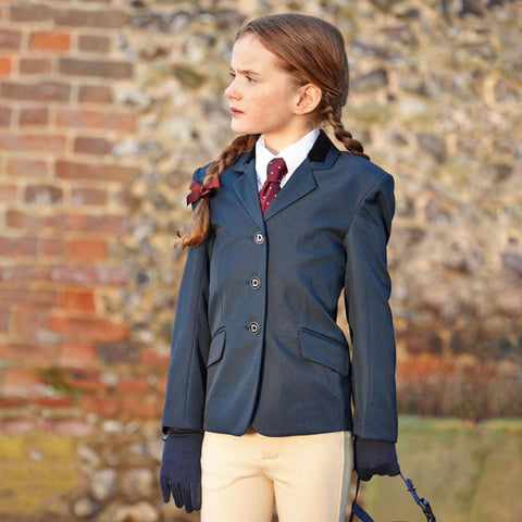 Dublin Haseley Children's Show Jacket in Navy