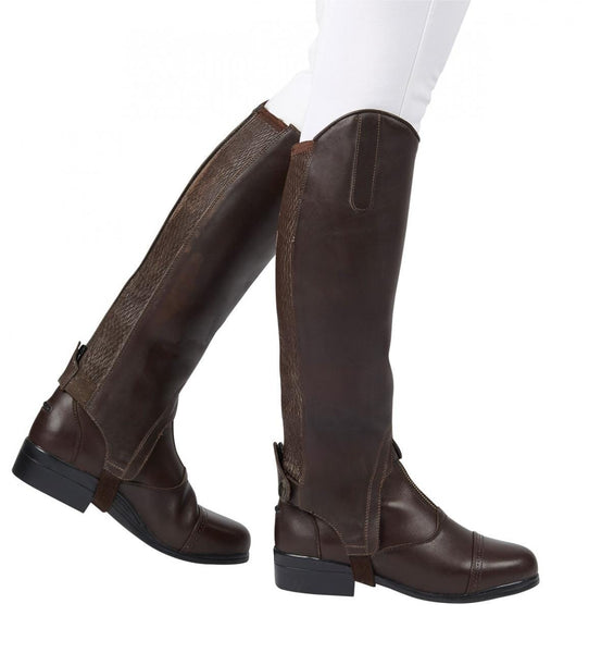 Dublin Meridian Gaiters in Brown Studio 589608