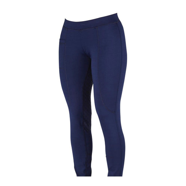 Dublin Performance Cool-It Gel Riding Tights Navy Studio 590481