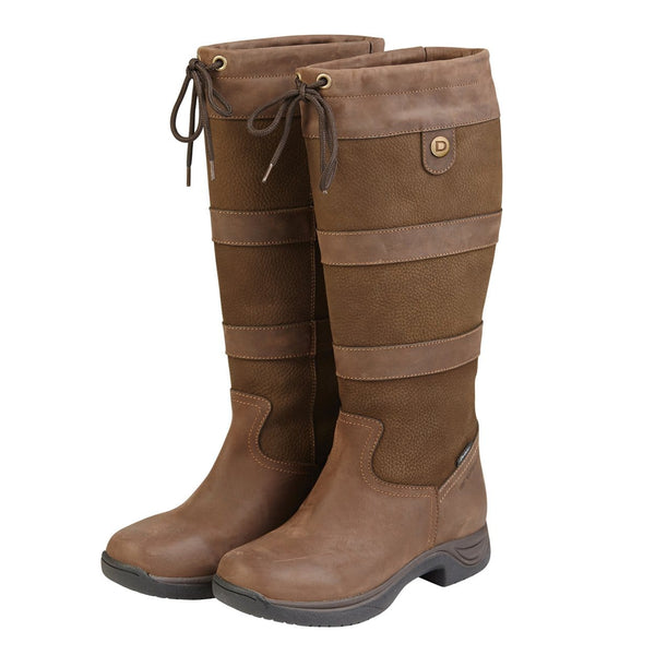 Dublin River Boot in Dark Brown 216686