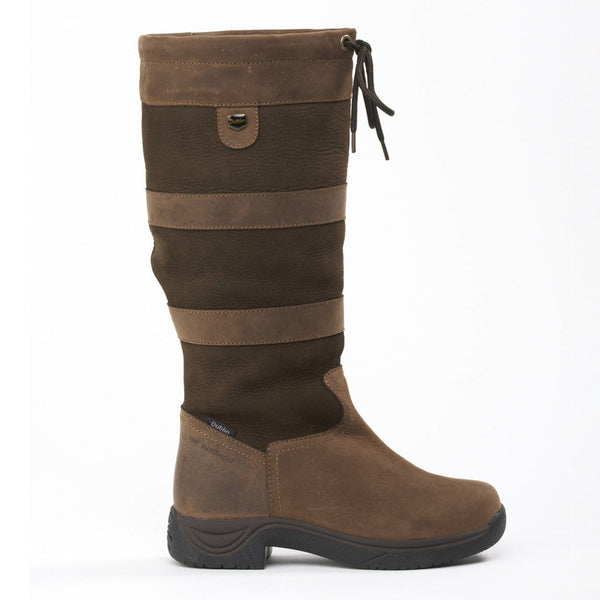 Dublin River Boots in Chocolate Side 216701