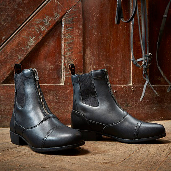 Dublin Summit Jodhpur Boots Black 575746