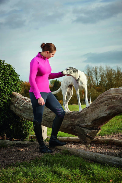Dublin Thermal Breeches Lifetyle Navy 805206