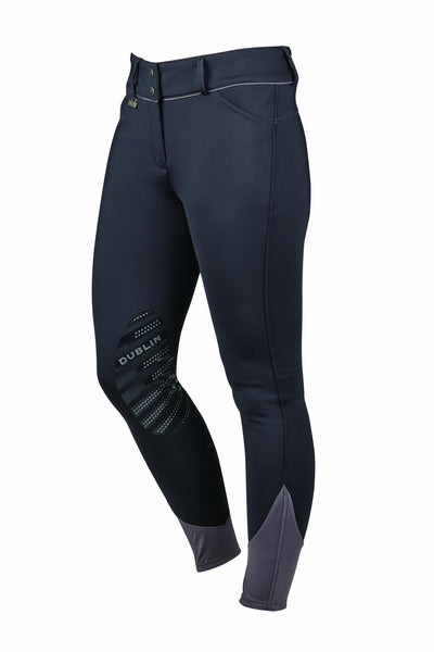Dublin Thermal Breeches Studio Front Black 805213