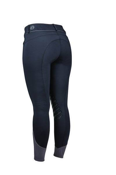 Dublin Thermal Breeches Studio Rear Black 805213