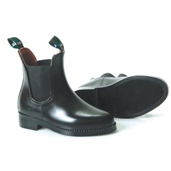 Dublin Children's Universal Jodhpur Boots in Black