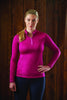 Dublin Warmflow Technical Top Fuchsia 803991