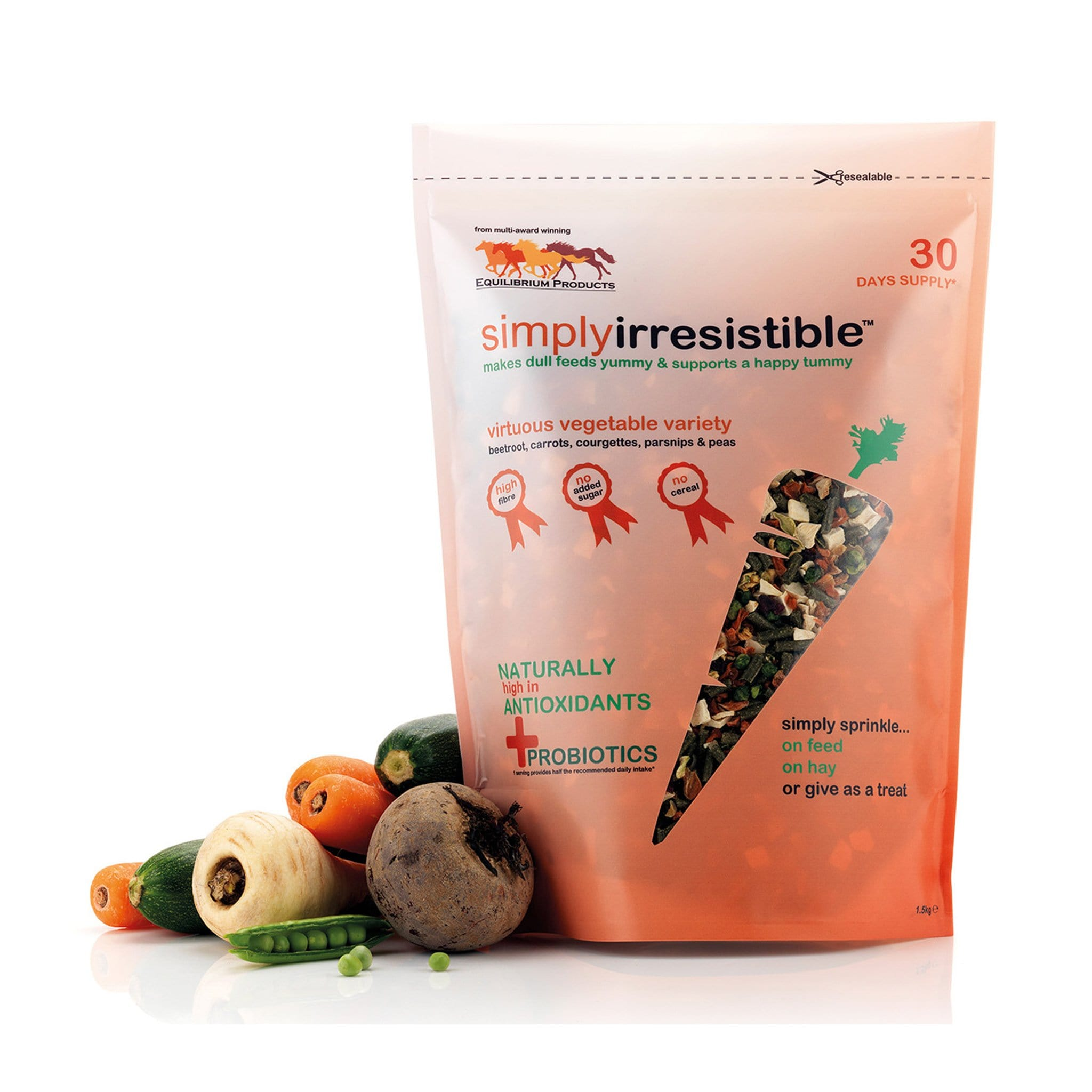 EQB0110 Equilibirum Simply Irresistible Virtuous Vegetables 1.5 Kg