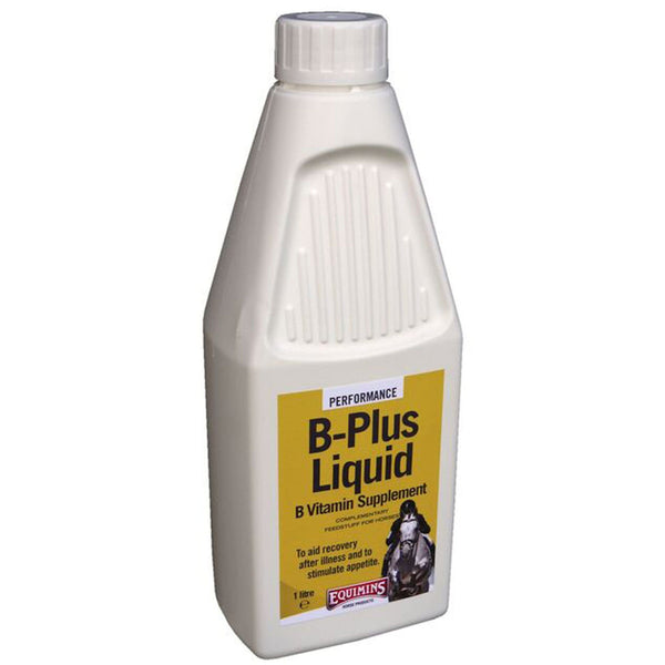 Equimins B-Plus Liquid B Vitamin Supplement EQS0040