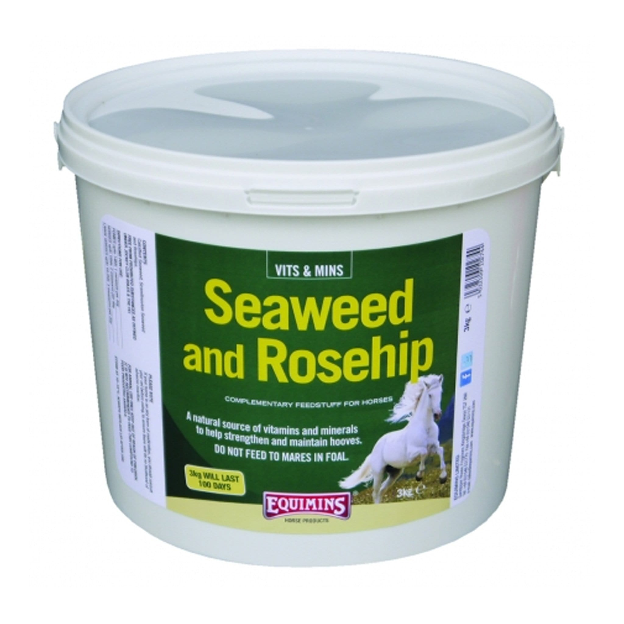 EQS0315 Equimins seaweed and rosehip supplement