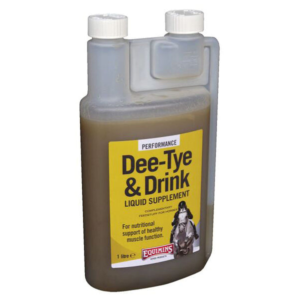 Equimins Dee-Tye & Drink Liquid Supplement EQS0930
