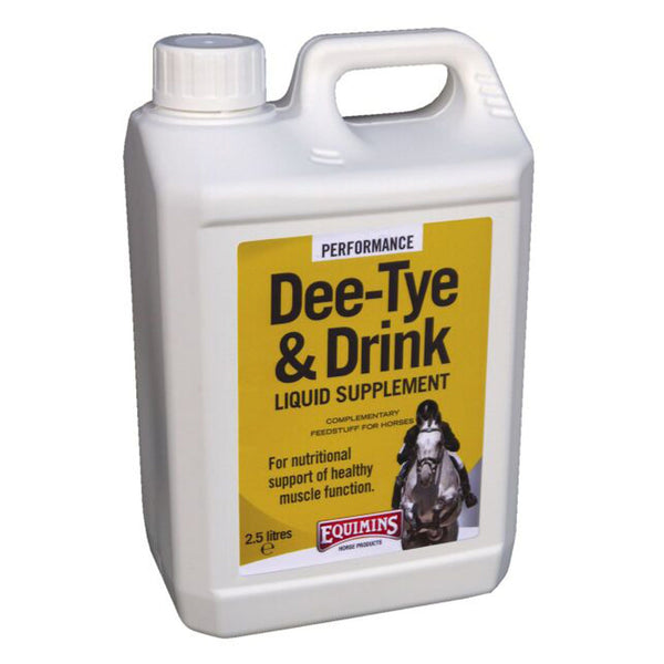 Equimins Dee-Tye & Drink Liquid Supplement EQS0935