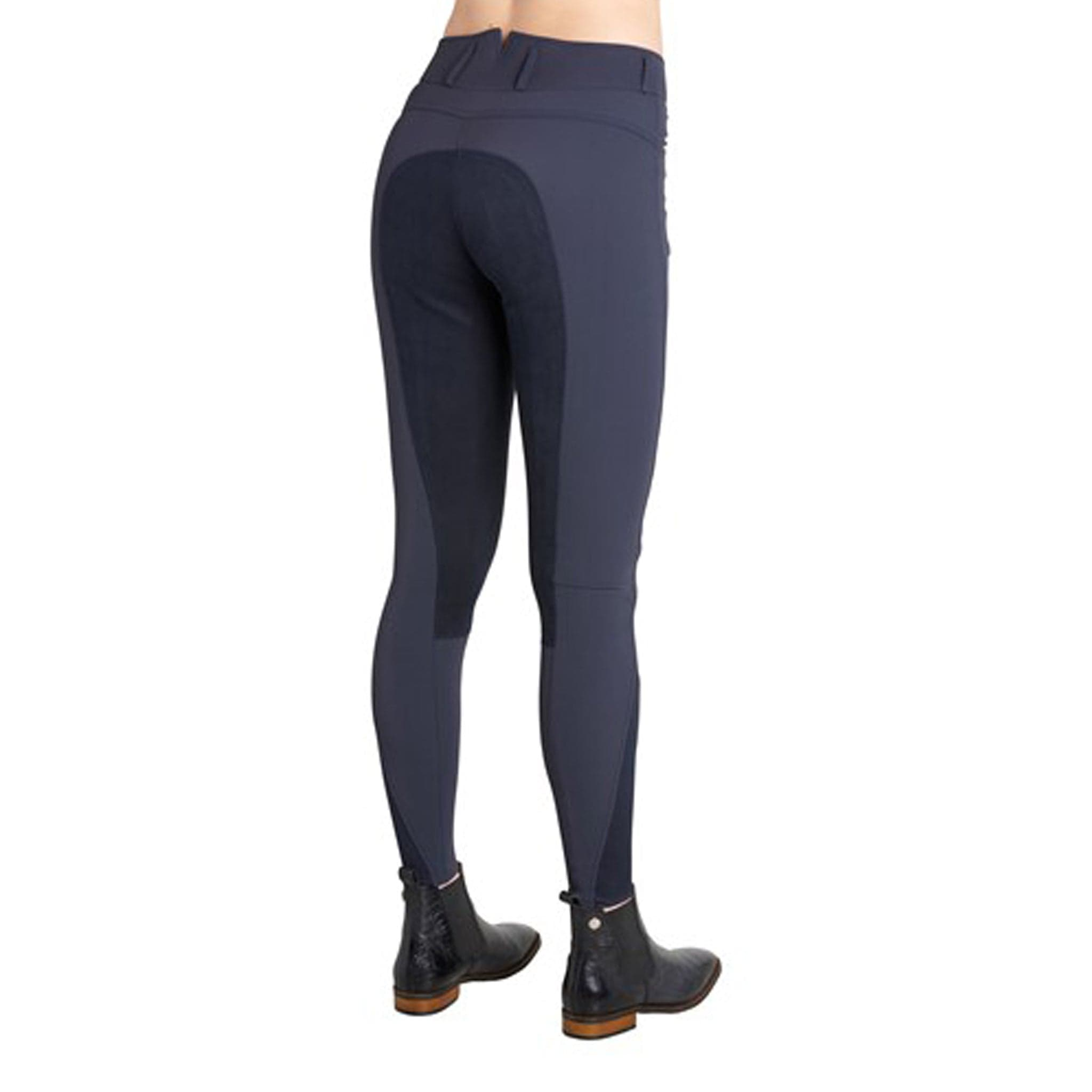 Montar High Waist Alos Full Seat Breeches Navy 2078