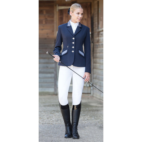 Equetech Affinity Competition Jacket on Model AFJ