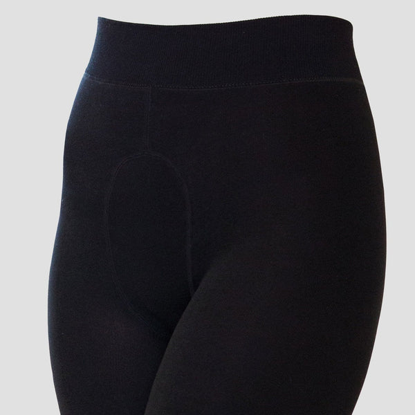 Equetech Arctic Thermal Underbreeches Front Inset