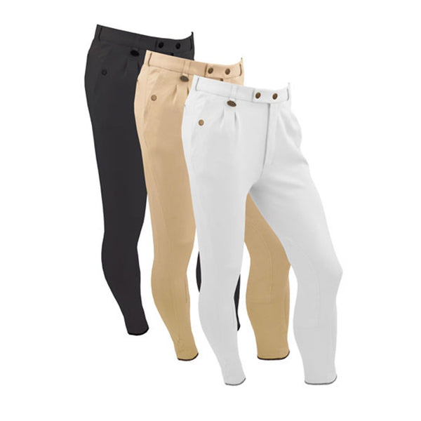 Equetech Boys Casual Breeches Group Studio BCB
