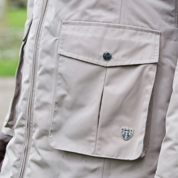 Equetech Chartridge Waterproof Parker Pocket Inset