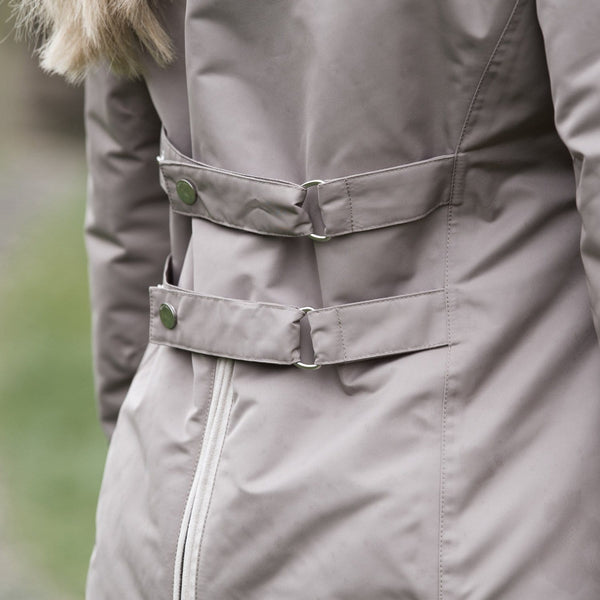 Equetech Chartridge Waterproof Parker Rear Inset