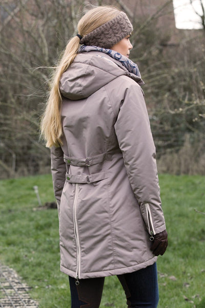Equetech Chartridge Waterproof Parker Rear