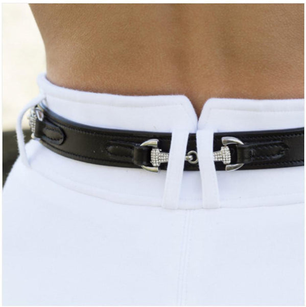 Equetech Crystal Snaffle Belt