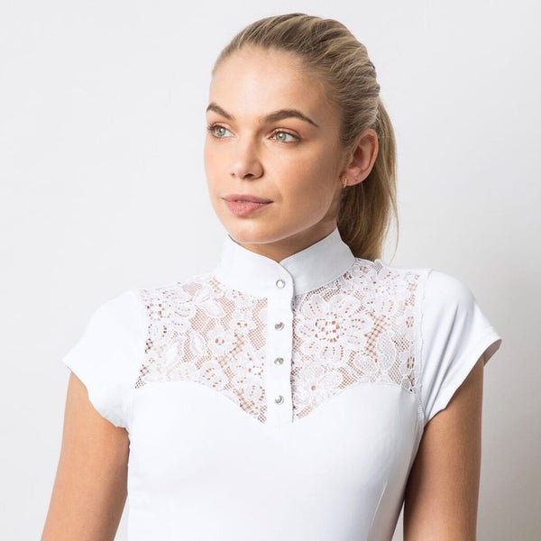 Equetech Florence Lace Competition Shirt FLO