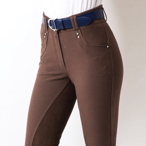 Equetech Harmony Breeches Coco HRB