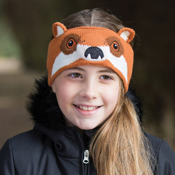 Equetech Junior Foxy Headband