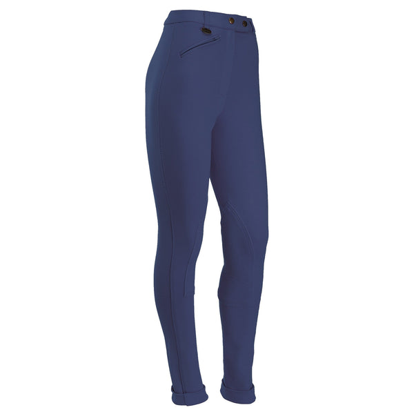 Equetech Junior Prima Jodhpurs in navy CPJ NY