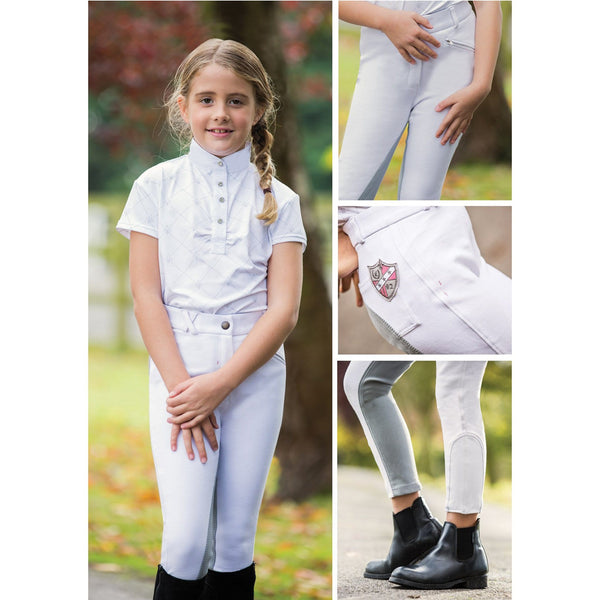 Equetech Junior Shield Breeches